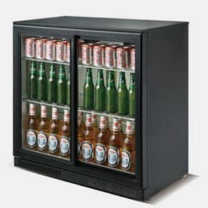 Подбарови хладилни витрини