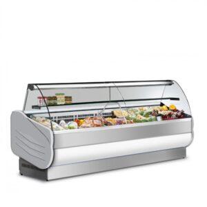Хладилни витрини за супермаркети